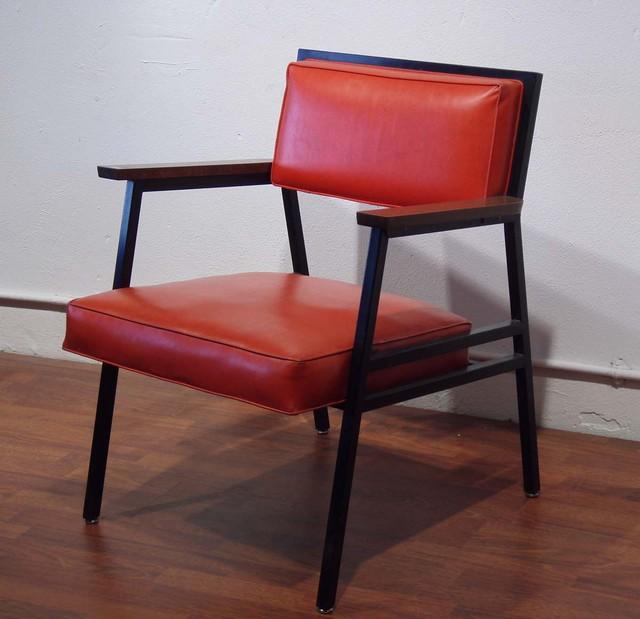 Iron Arm Chair Furniture Indonesia