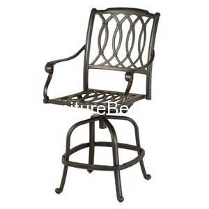 Swivel Bar Iron Chair Furniture