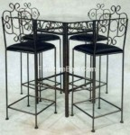 Indah Table Chair Bar