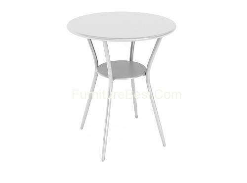 Round Table Iron Furniture Hotel