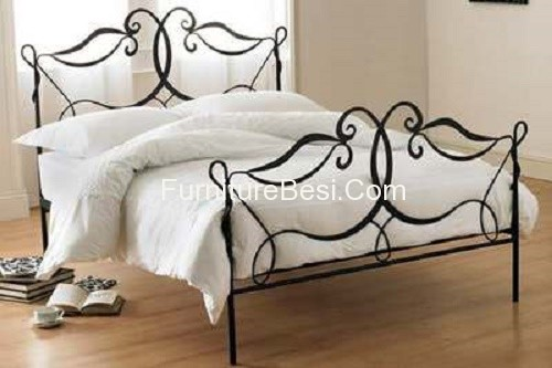 Wrought Iron Designer Double Beds