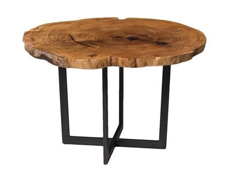 Embrow Table Kombinasi kayu Clasik Untuk Teras