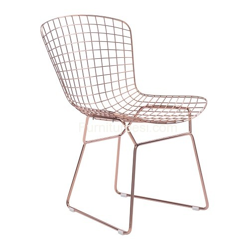 Excellent Iron Chairs For Outdoor and Indoor Apartment