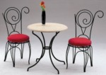 Inabel Chairs Set Table