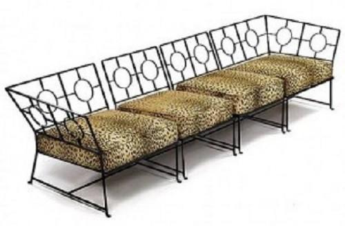 Iron Sofa Untuk Vila