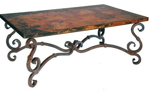 Prima Table Iron Furniture