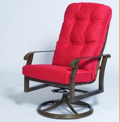 Red Chair Iron Furniture kombinasi sofa
