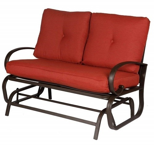 loveseat Sofa Iron Furniture
