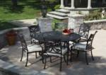 Beautiful Black Iron furniture Untuk Vila Jakarta