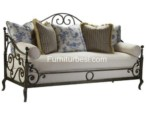 Iron Sofa Chair Suitable For Home Room Mini Malis