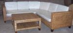 Rattan Chair Set Many Used Apartments