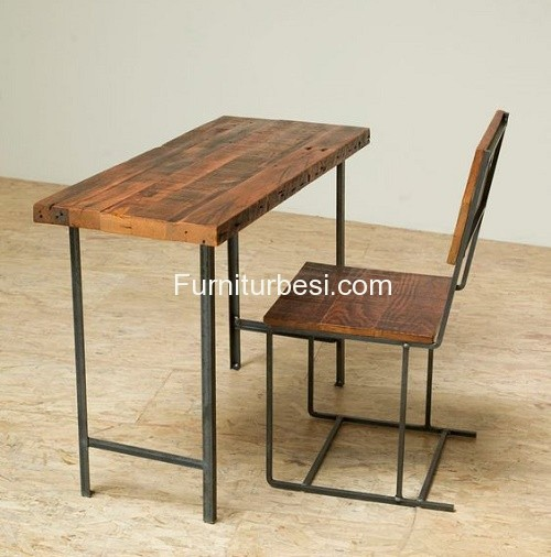 Dining Set Classic Working Table