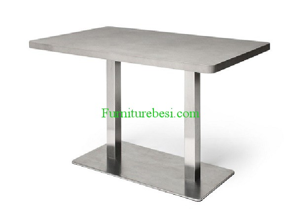 Stainless Steel Meeting Table
